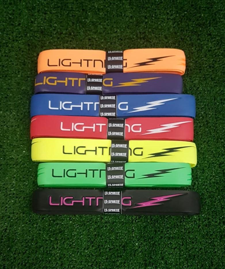 Hurling Ls Lightning Grip Black//white 160cm